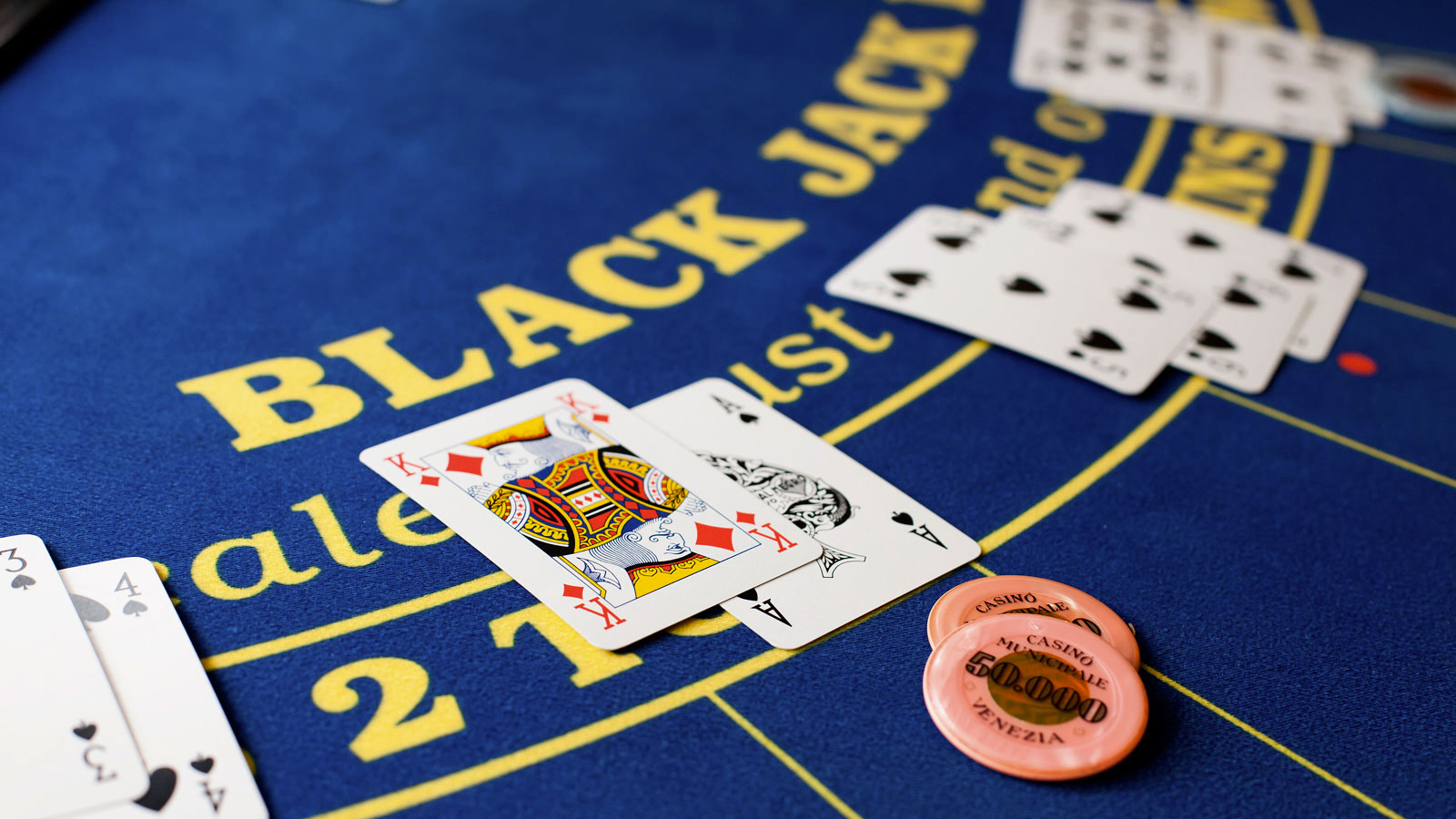 Permainan Judi Blackjack Online Lewat Hp