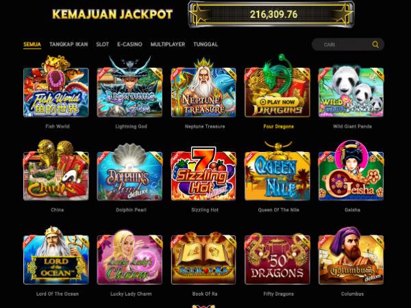 Situs Judi Mesin Slot Online