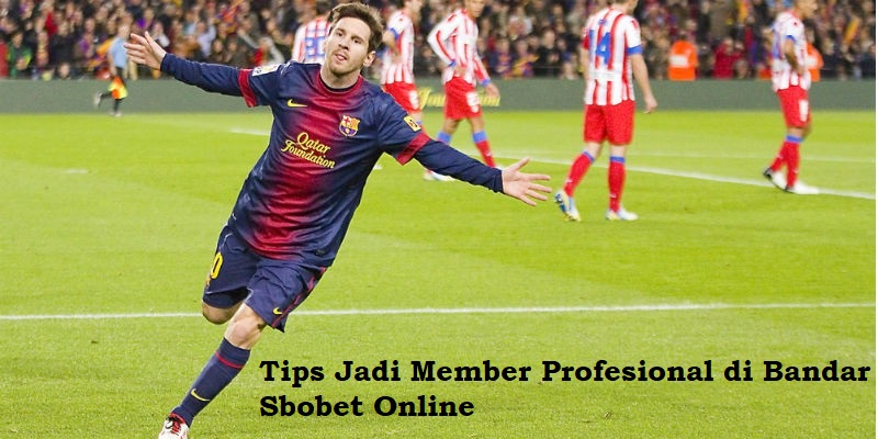 Tips Jadi Member Profesional di Bandar Sbobet Online