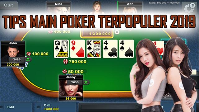 Keunggulan Menarik Pada Website Betting Poker Bermutu