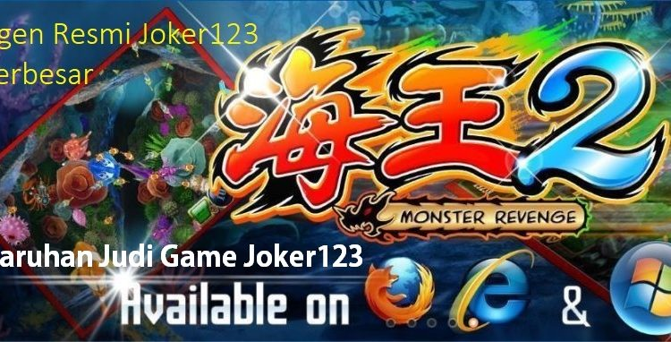 Taruhan Judi Game Joker123
